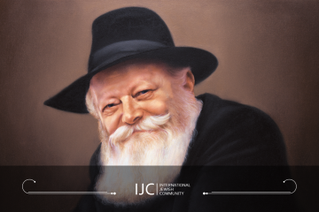 The rebbe